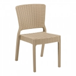 Antares Chair Coffee - Tilia