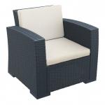 Monaco Lounge Armchair - Siesta