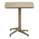 Table Moon 70x70 Fixed - Tilia