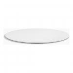 HPL Round Full White