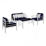 Navy Lounge Set