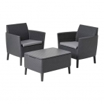 Salemo Duo Set Grey