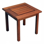 Meranti table