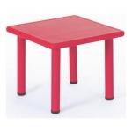 Τετράγωνο παιδικό τραπέζι