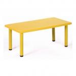 Ορθογώνιο παιδικό τραπέζι