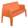 Box Sofa Colour - Siesta